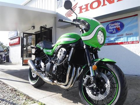 2019 Kawasaki Z900RS Cafe in Stuart, Florida - Photo 2