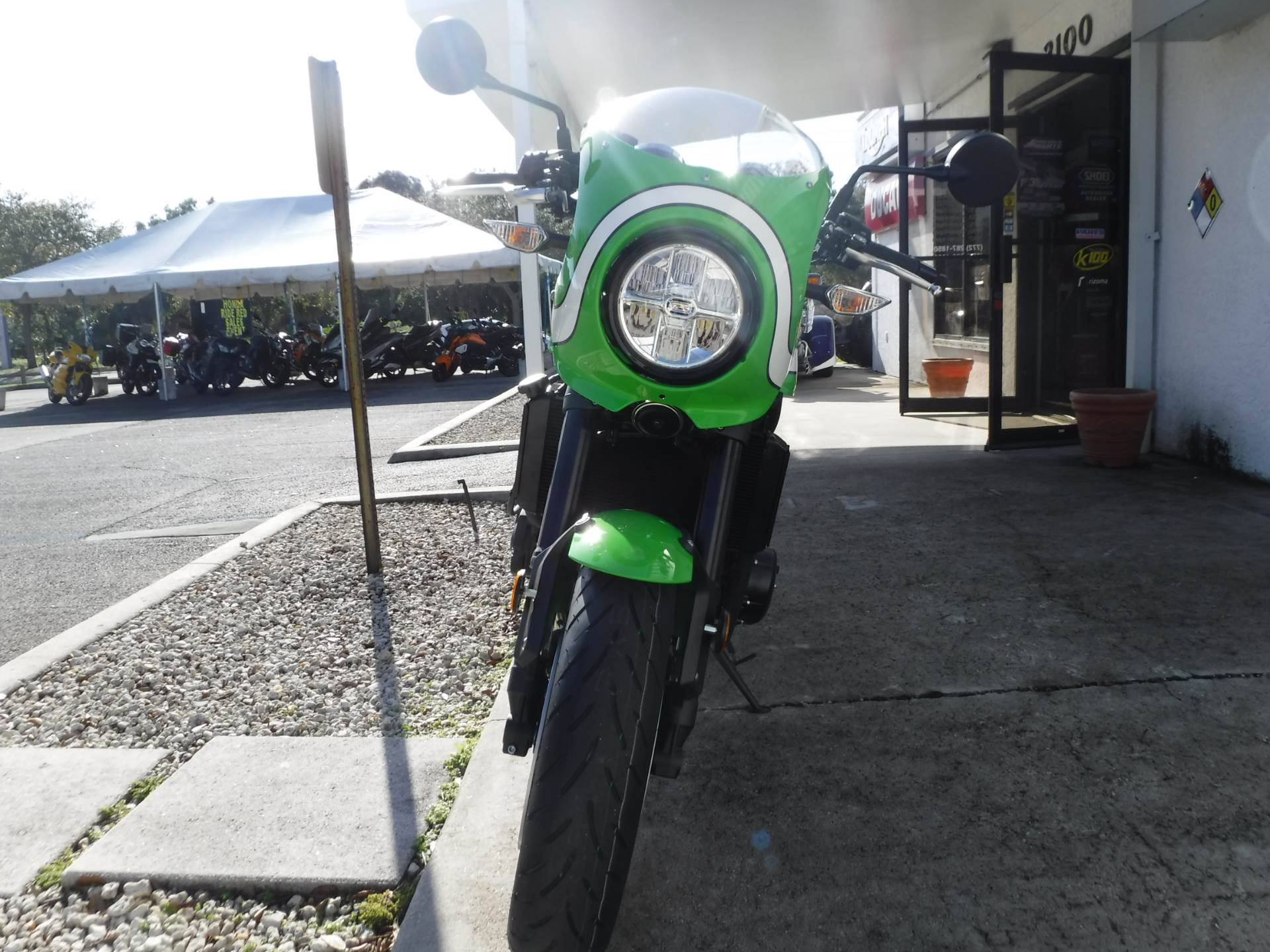 2019 Kawasaki Z900RS Cafe in Stuart, Florida - Photo 3