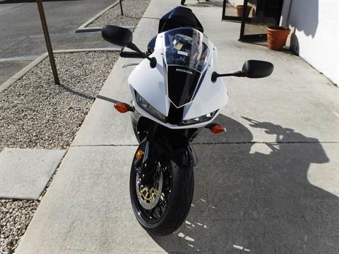 2016 Honda CBR600RR in Stuart, Florida