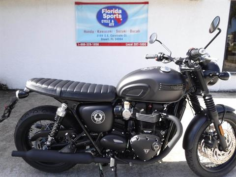2020 Triumph Bonneville T120 ACE in Stuart, Florida - Photo 1