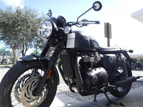 2020 Triumph Bonneville T120 ACE in Stuart, Florida - Photo 4