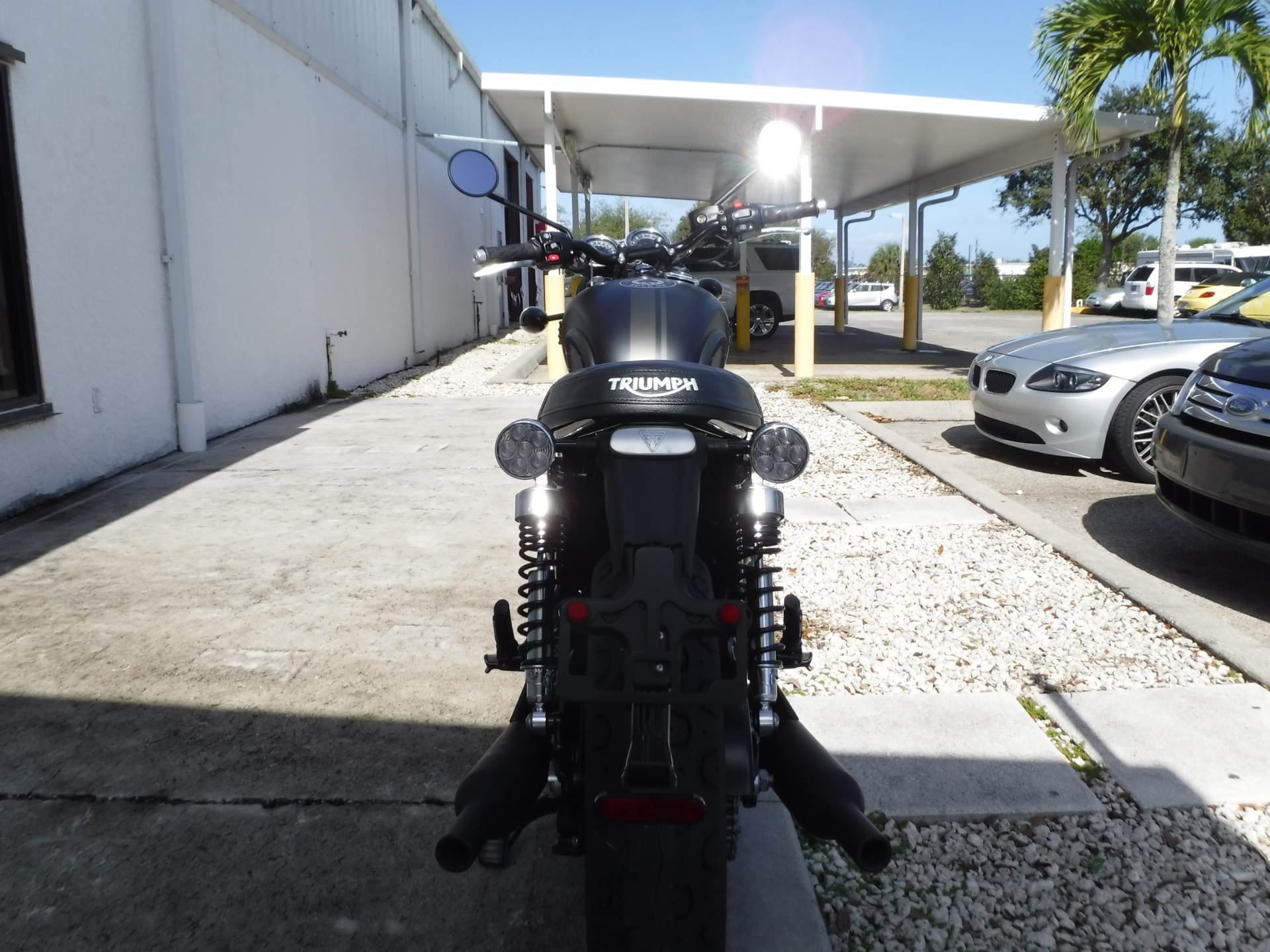 2020 Triumph Bonneville T120 ACE in Stuart, Florida - Photo 7