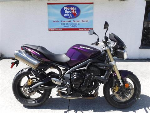 2012 Triumph Street Triple in Stuart, Florida