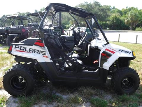 2017 Polaris RZR 170 EFI in Stuart, Florida