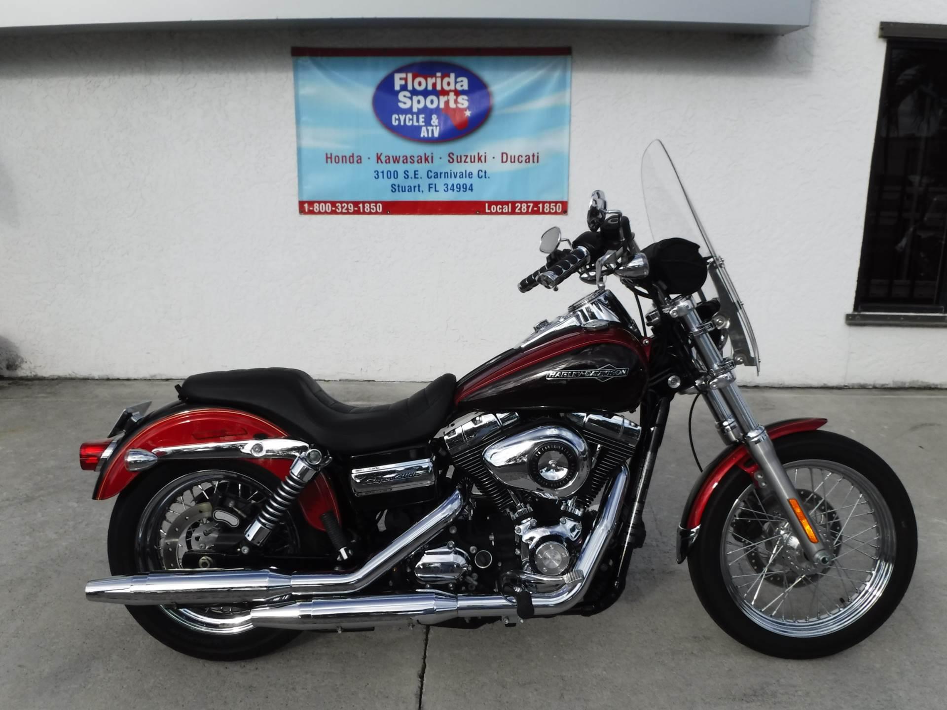 2013 Harley-Davidson Dyna® Super Glide® Custom in Stuart, Florida