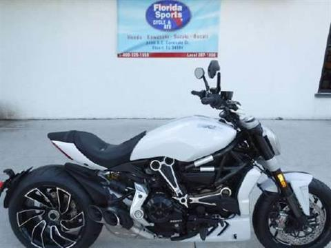 2018 Ducati XDiavel S in Stuart, Florida - Photo 1
