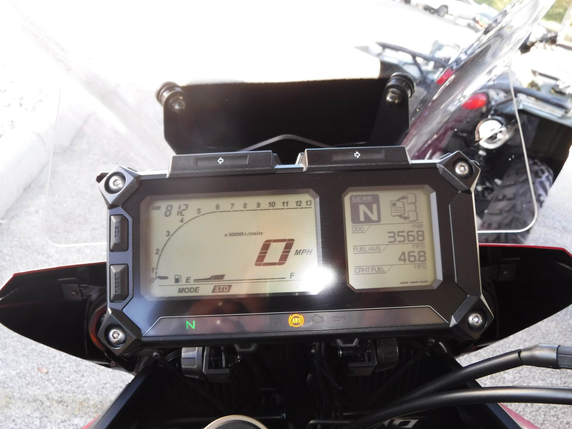 2015 Yamaha FJ-09 in Stuart, Florida