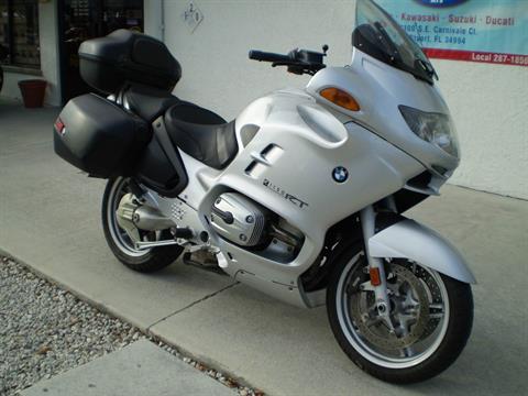 2004 BMW R 1150 RT (ABS) in Stuart, Florida
