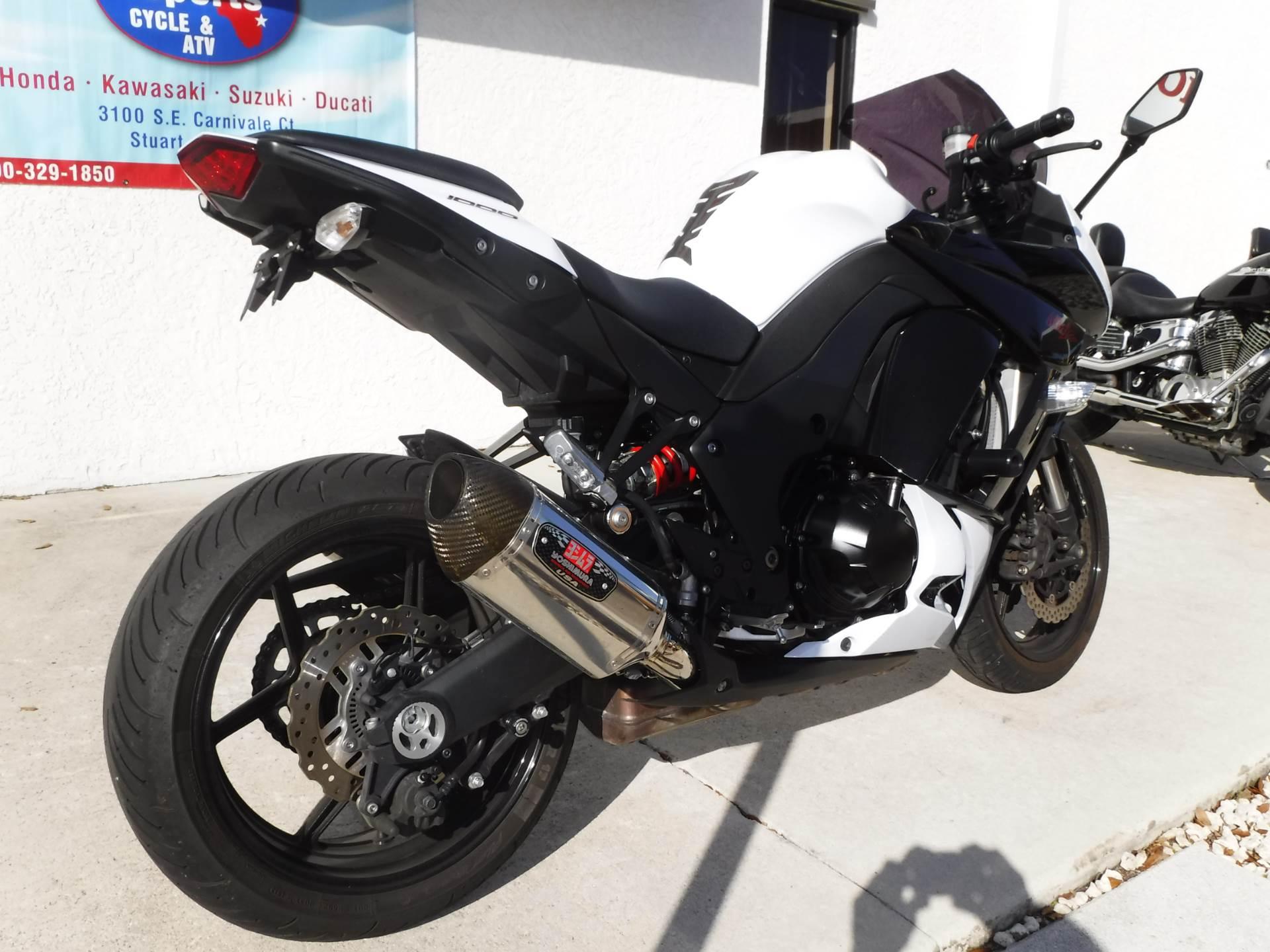2013 Kawasaki Ninja® 1000 ABS in Stuart, Florida