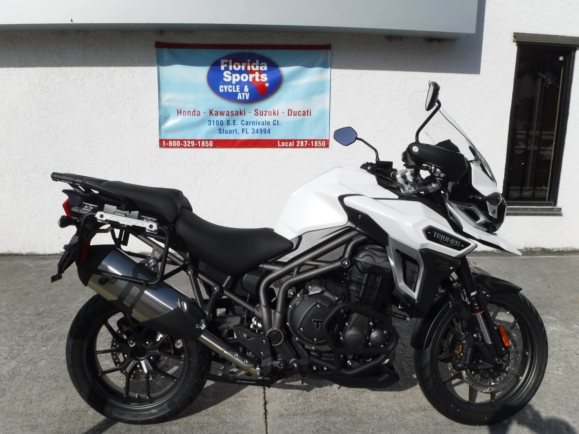 2017 Triumph Tiger Explorer XRT in Stuart, Florida - Photo 1