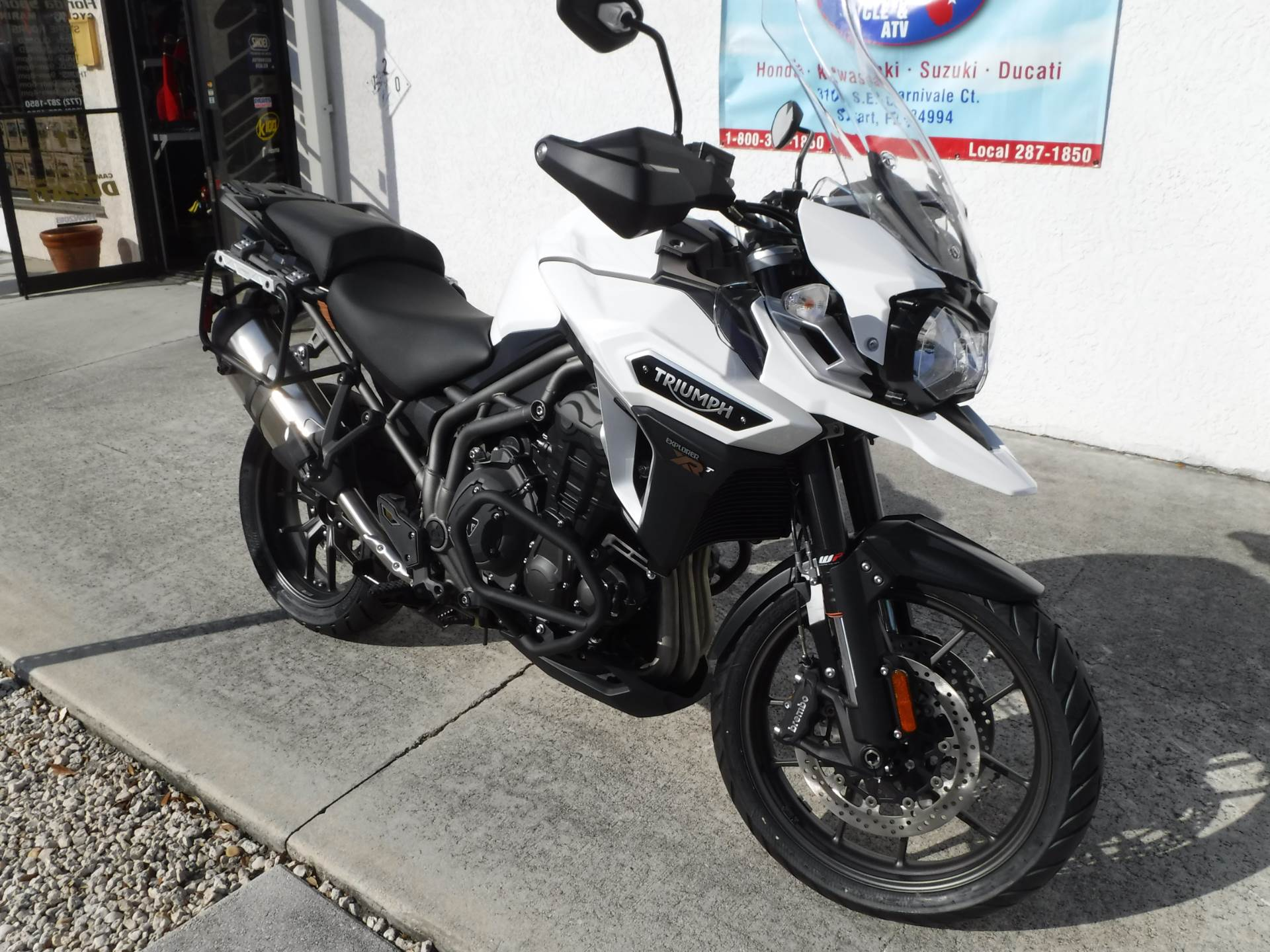 2017 Triumph Tiger Explorer XRT in Stuart, Florida - Photo 2