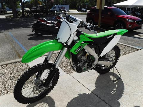 2016 Kawasaki KX250F in Stuart, Florida