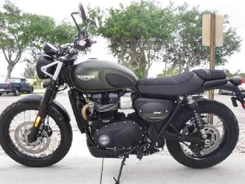 2018 Triumph Street Scrambler in Stuart, Florida - Photo 8