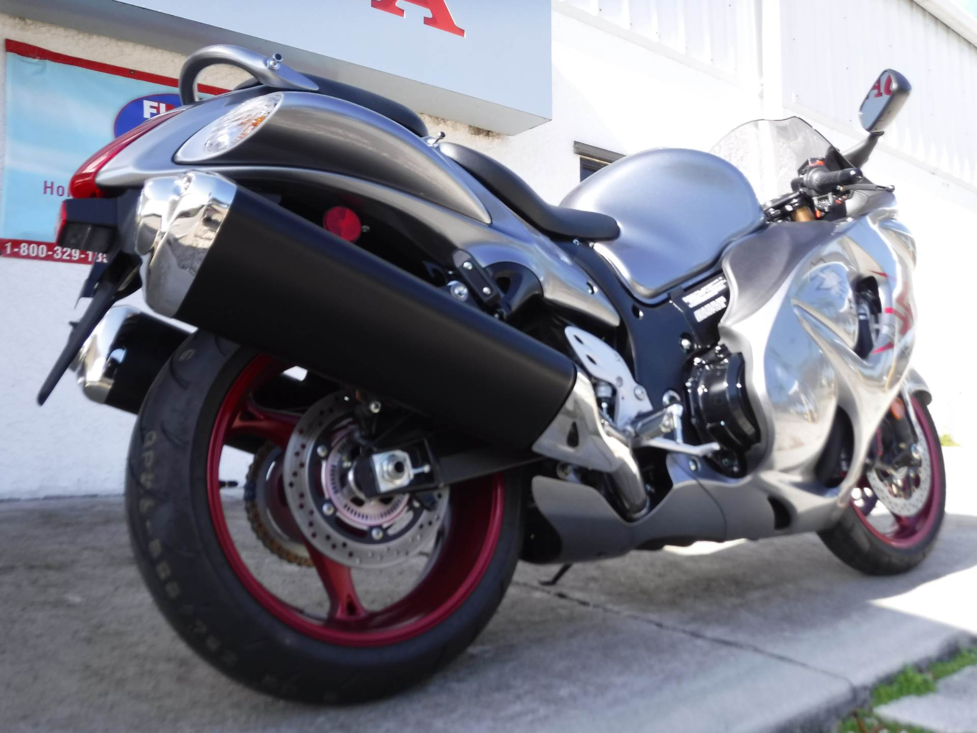 2019 Suzuki Hayabusa in Stuart, Florida - Photo 8
