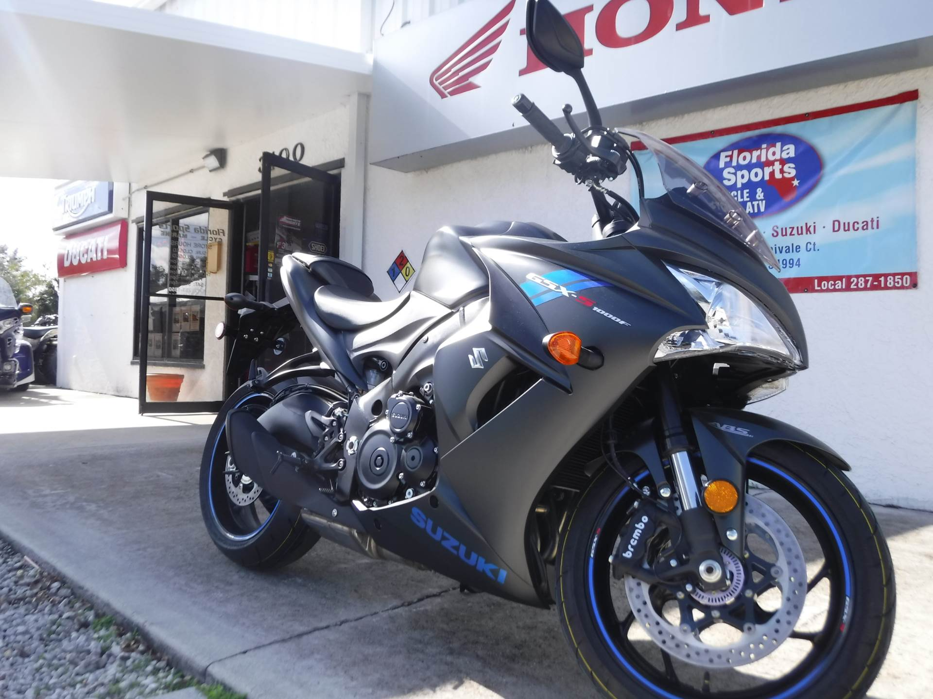 2019 Suzuki GSX-S1000FZ in Stuart, Florida - Photo 2