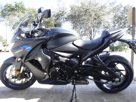 2019 Suzuki GSX-S1000FZ in Stuart, Florida - Photo 5