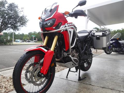 2016 Honda Africa Twin DCT in Stuart, Florida - Photo 5