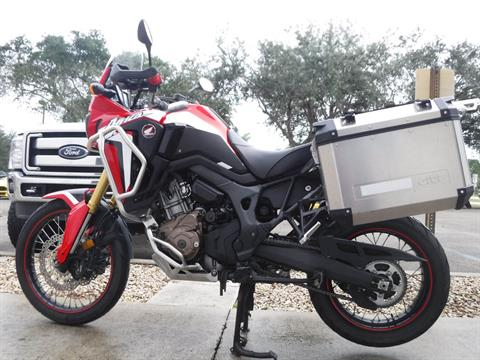 2016 Honda Africa Twin DCT in Stuart, Florida - Photo 6