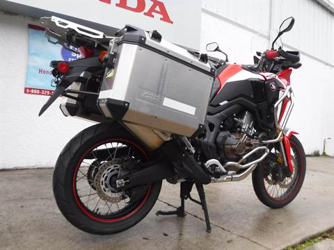 2016 Honda Africa Twin DCT in Stuart, Florida - Photo 8