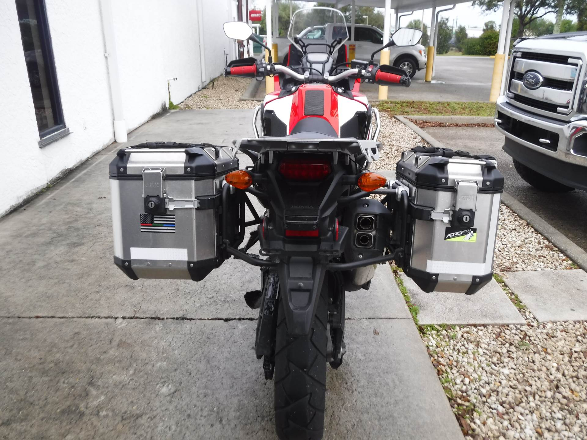 2016 Honda Africa Twin DCT in Stuart, Florida - Photo 9