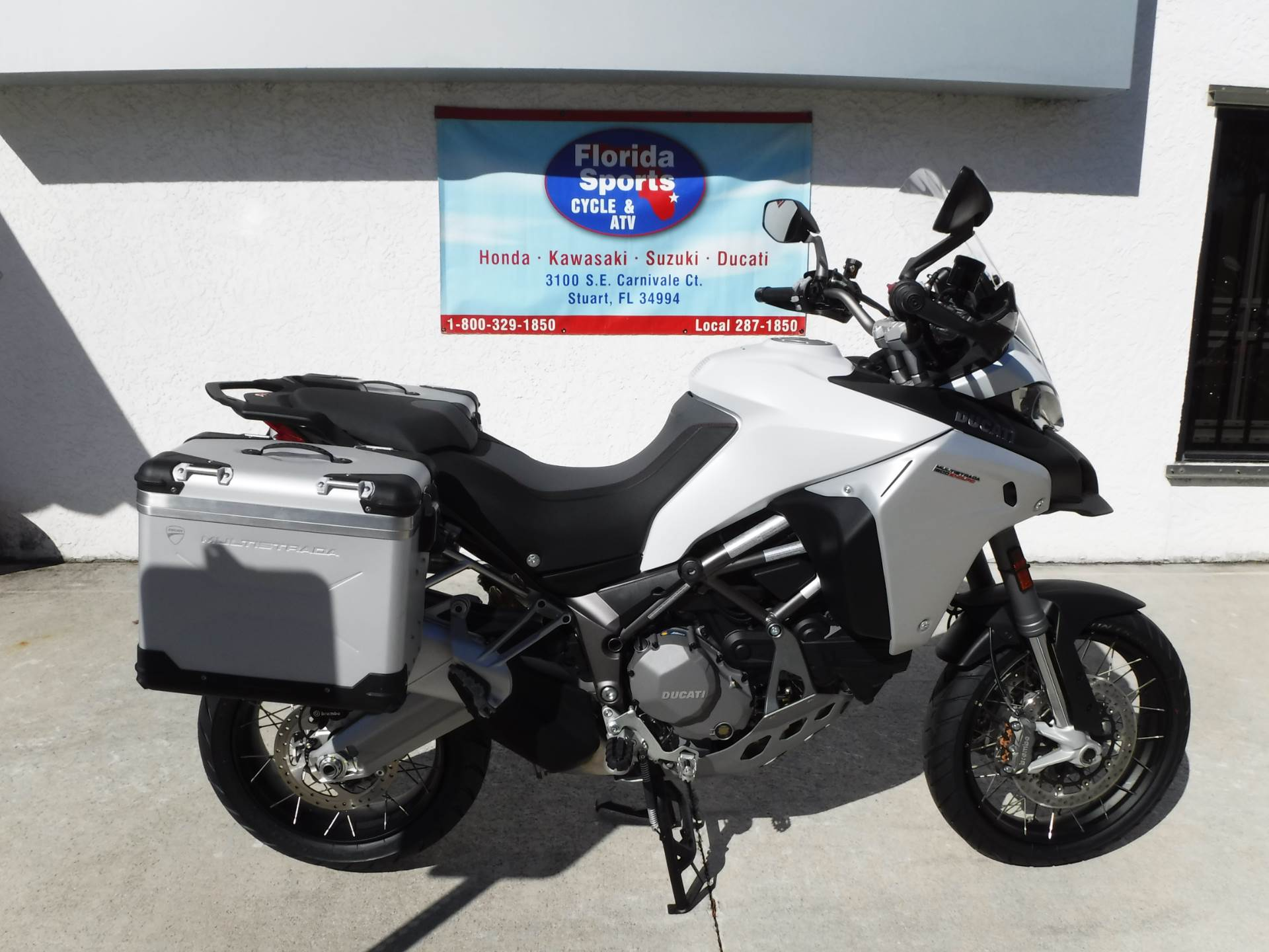 2016 Multistrada 1200 Enduro