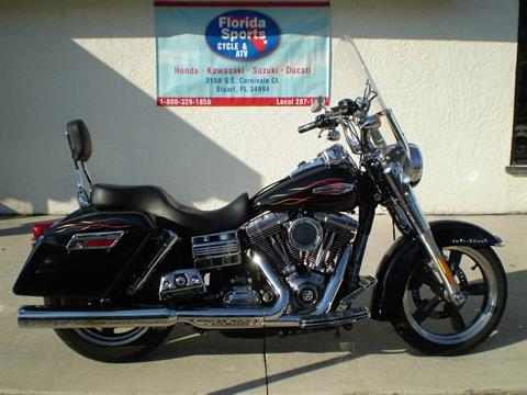 2013 Harley-Davidson Dyna® Switchback™ in Stuart, Florida