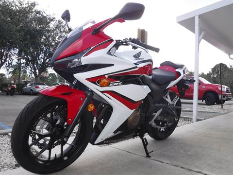2018 Honda CBR500R ABS in Stuart, Florida - Photo 4