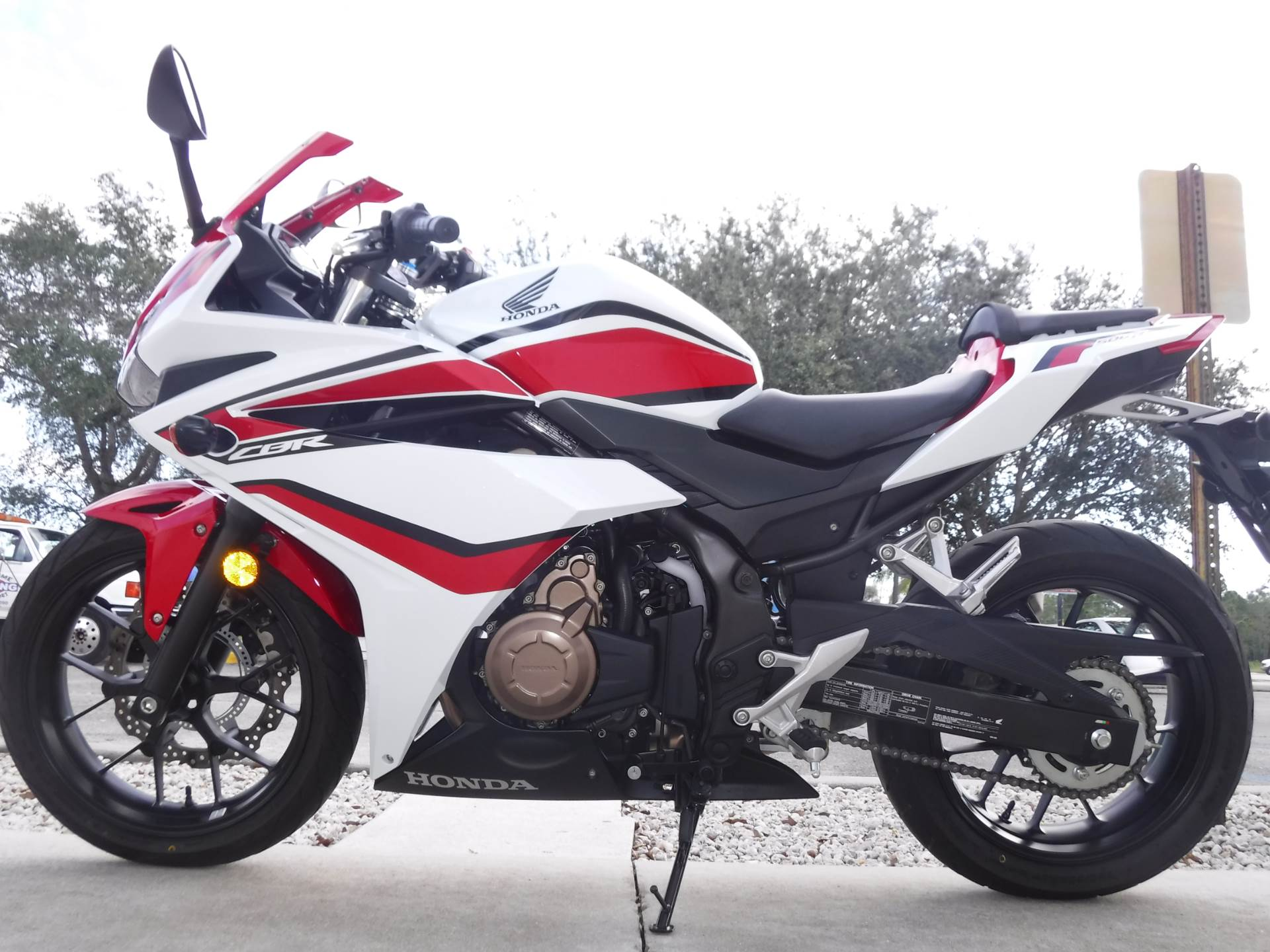2018 Honda CBR500R ABS in Stuart, Florida - Photo 5