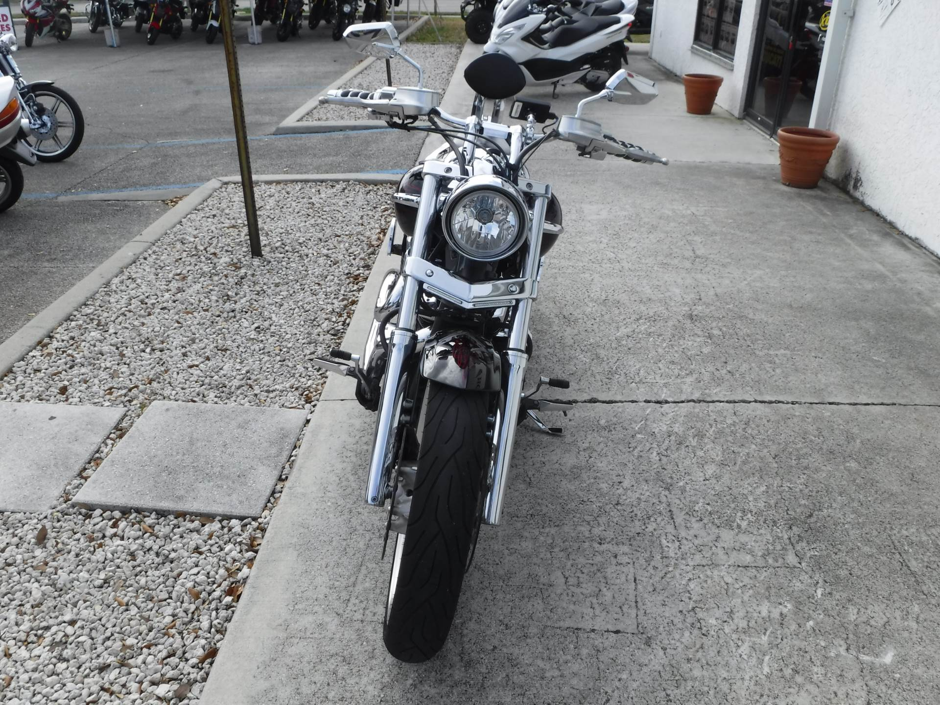 2009 Yamaha Raider in Stuart, Florida