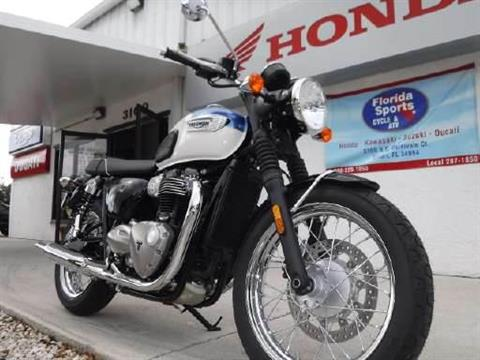 2018 Triumph Bonneville T100 in Stuart, Florida - Photo 2