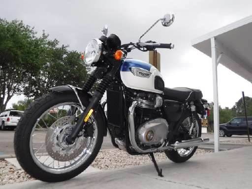 2018 Triumph Bonneville T100 in Stuart, Florida - Photo 4