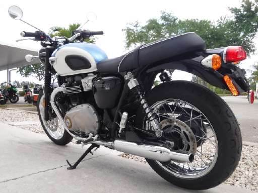 2018 Triumph Bonneville T100 in Stuart, Florida - Photo 7