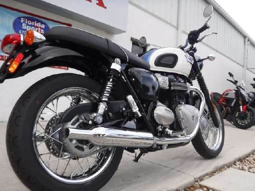 2018 Triumph Bonneville T100 in Stuart, Florida - Photo 8