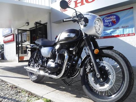 2019 Kawasaki W800 Cafe in Stuart, Florida - Photo 2