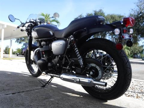 2019 Kawasaki W800 Cafe in Stuart, Florida - Photo 6