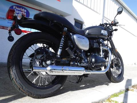 2019 Kawasaki W800 Cafe in Stuart, Florida - Photo 8