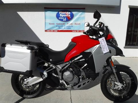 2017 Ducati Multistrada 1200 Enduro in Stuart, Florida - Photo 1