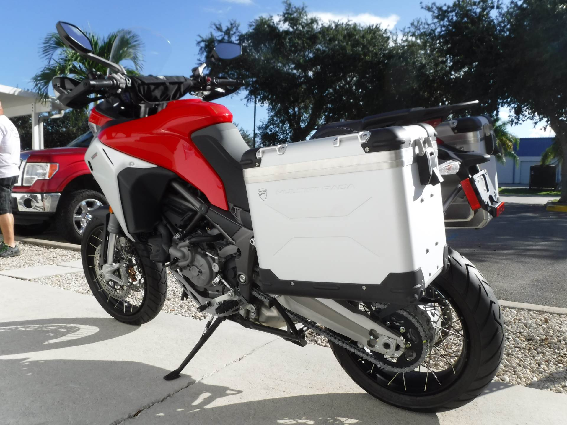 2017 Ducati Multistrada 1200 Enduro in Stuart, Florida - Photo 6