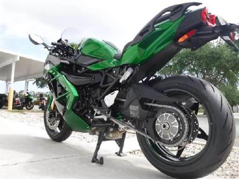 2018 Kawasaki Ninja H2 SX SE in Stuart, Florida - Photo 8