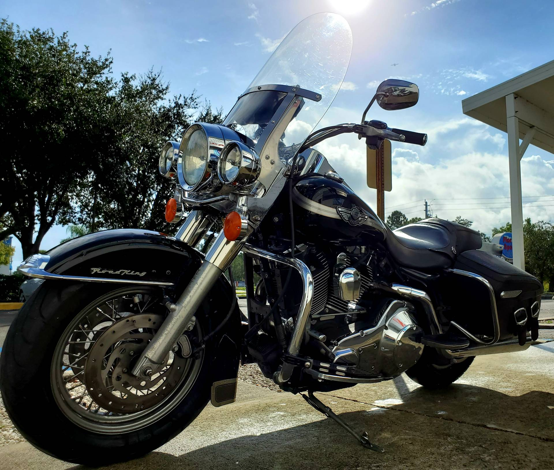 2003 Harley-Davidson FLHRCI Road King® Classic in Stuart, Florida - Photo 4