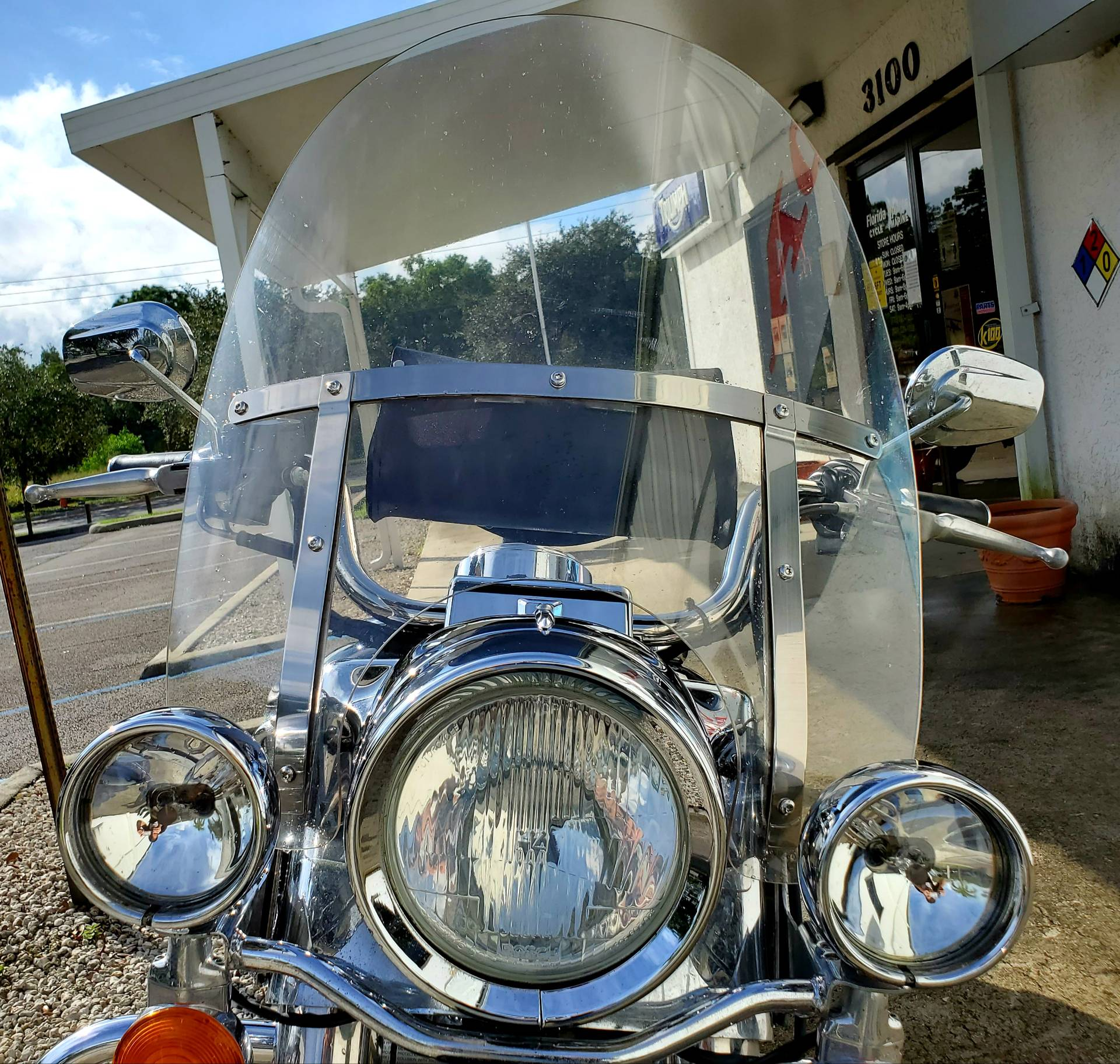 2003 Harley-Davidson FLHRCI Road King® Classic in Stuart, Florida - Photo 10