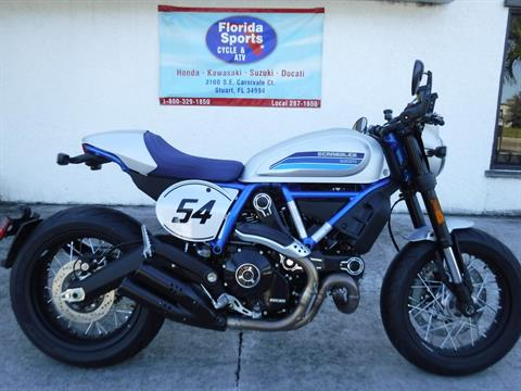 2019 Ducati Scrambler Cafe Racer in Stuart, Florida - Photo 1