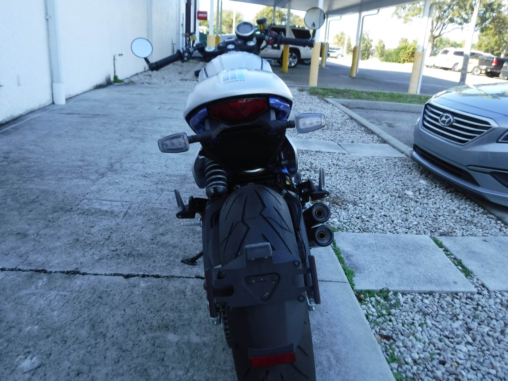 2019 Ducati Scrambler Cafe Racer in Stuart, Florida - Photo 7