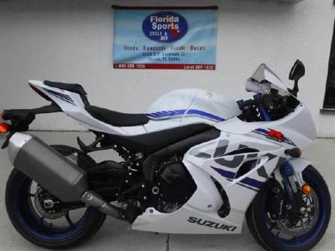 2018 Suzuki GSX-R1000R in Stuart, Florida - Photo 1
