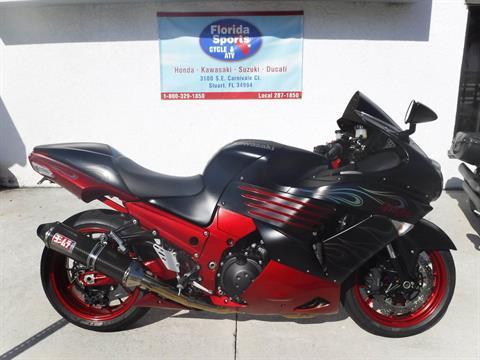 2008 Kawasaki Ninja® ZX™-14 in Stuart, Florida