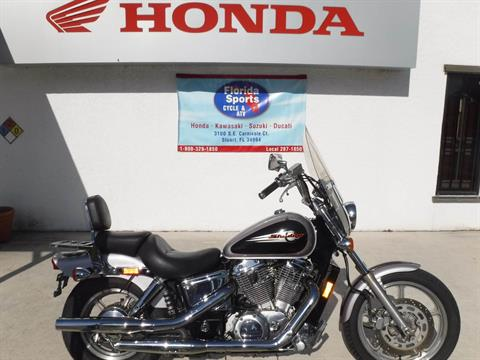 1999 Honda Shadow Spirit in Stuart, Florida
