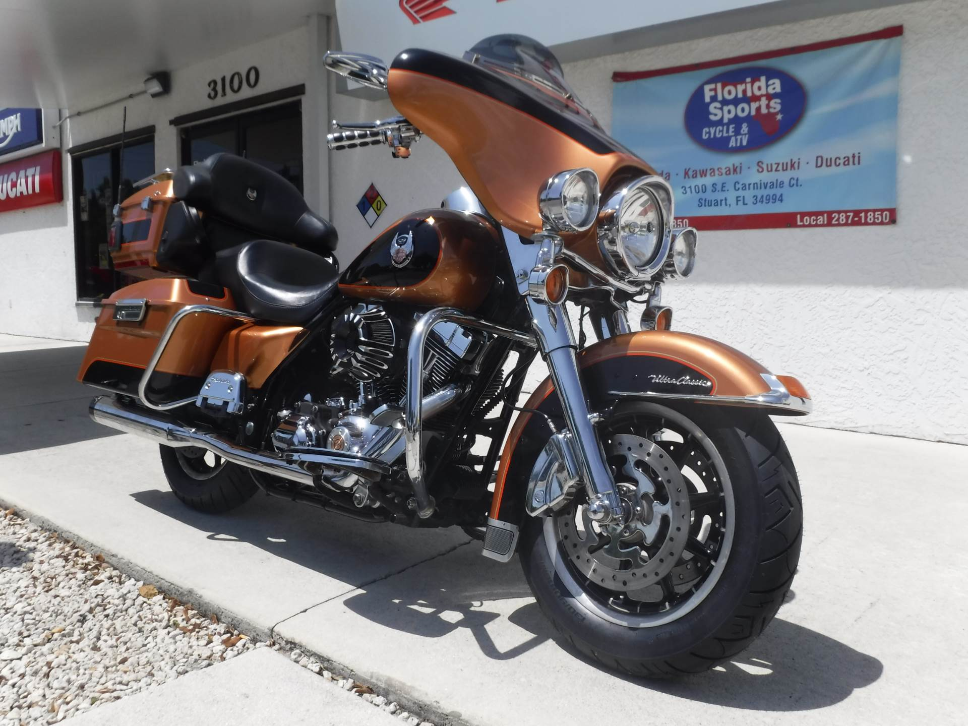2008 Harley-Davidson Ultra Classic® Electra Glide® in Stuart, Florida - Photo 2