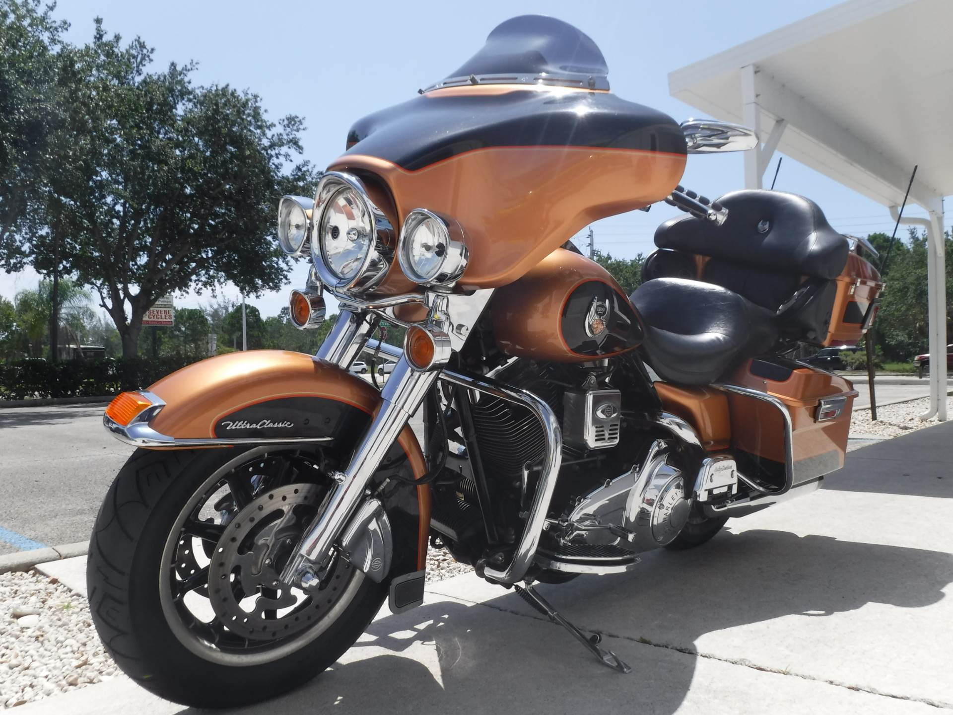 2008 Harley-Davidson Ultra Classic® Electra Glide® in Stuart, Florida - Photo 4