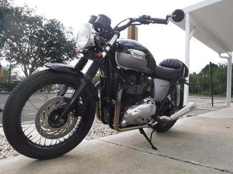 2013 Triumph Bonneville T100 in Stuart, Florida - Photo 4