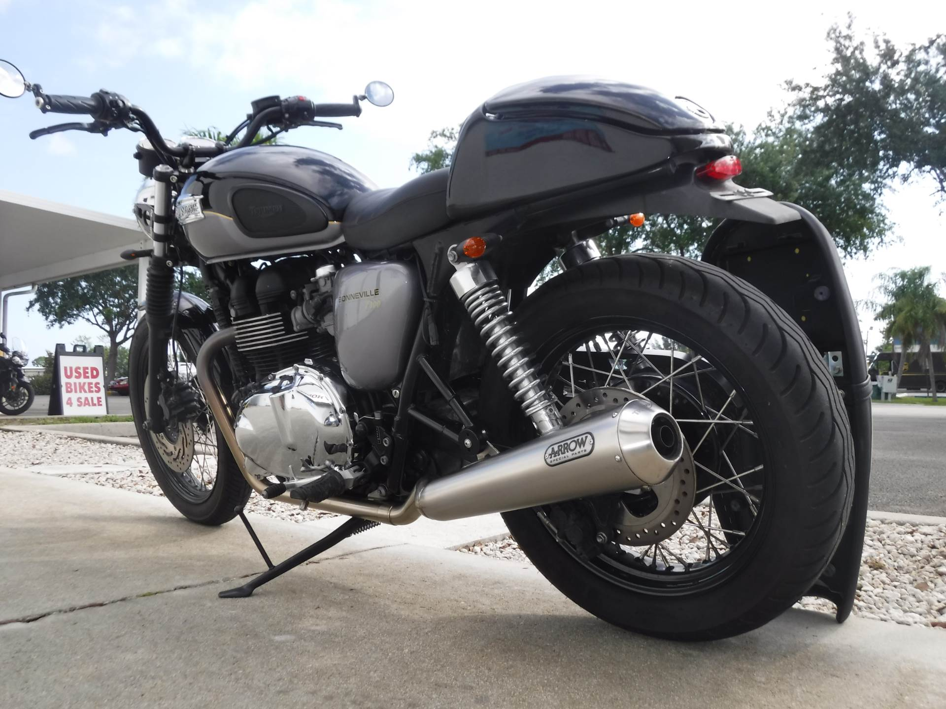 2013 Triumph Bonneville T100 in Stuart, Florida - Photo 6